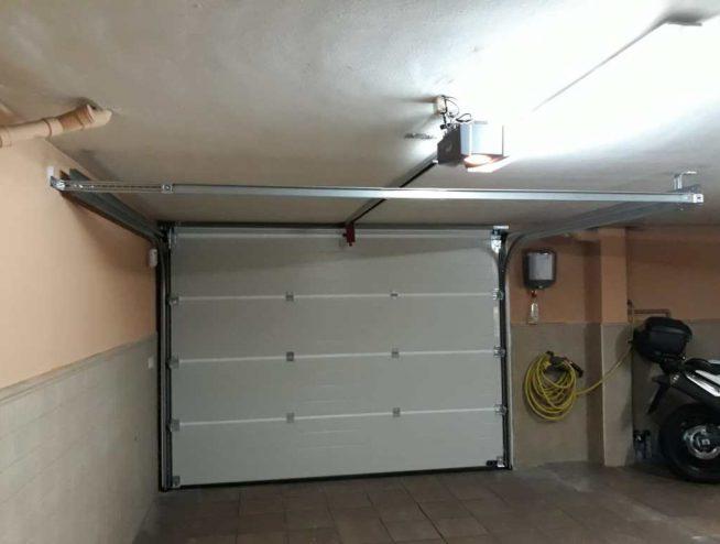 Puerta de garaje en Leganes