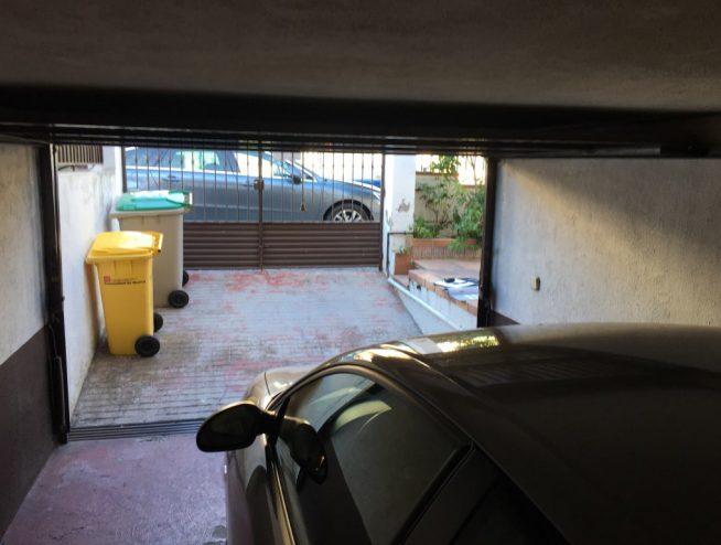 Puerta de garaje en Pozuelo