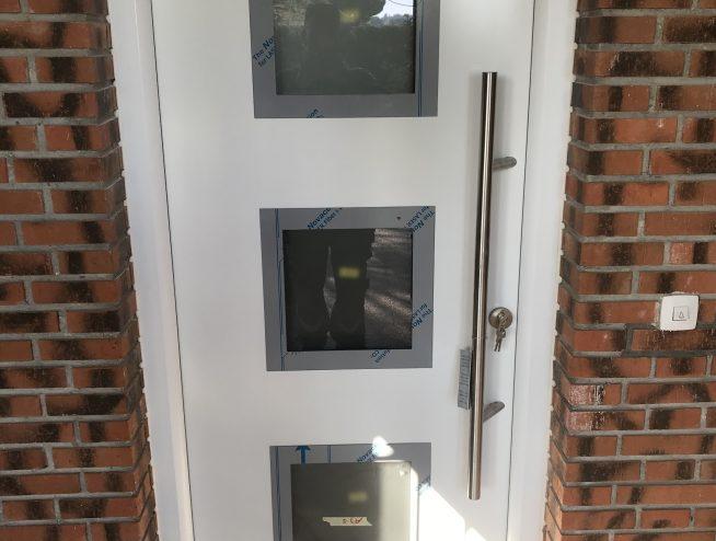 Puerta de entrada Hörmann Thermo 65